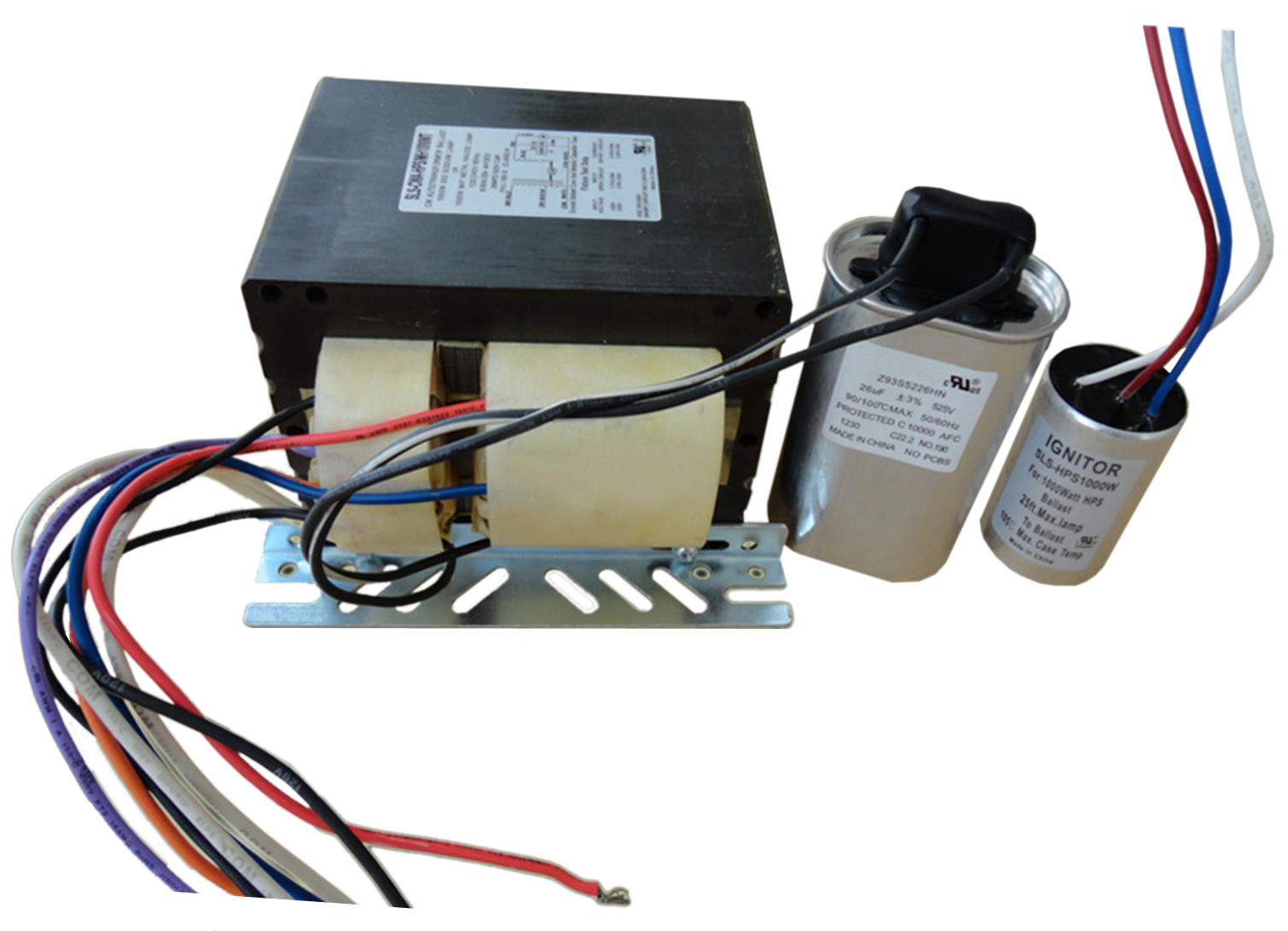 SUN SYSTEM READY TO GROW 1000 WATT HPS BALLAST KIT 902446