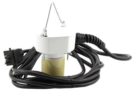 SUN SYSTEM SHORT SOCKET ASSY WITH 15' LAMP CORD 903057