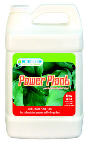 POWER PLANT 3-1-4 ONE PART GROW FORMULA WITH SILICATE 718350