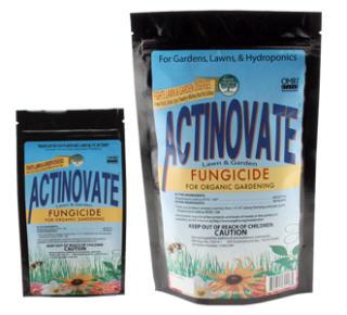 ACTINOVATE ORGANIC FUNGICIDE  721500