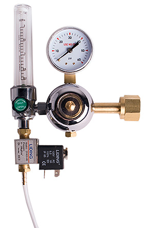 ACTIVE AIR COSYS AND COSYS20 CO2 CO2 REGULATOR KIT WITH TIMER 4543