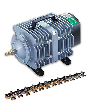 ACTIVEAQUA COMMERCIAL AIR PUMPS #PU45L