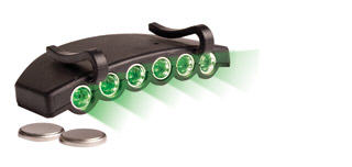 ACTIVE EYE CAP LIGHT 6 LED AELC-1