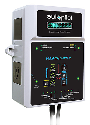 AUTOPILOT DIGITAL CO2 CONTROLLER FUZZY LOGIC APCECOD