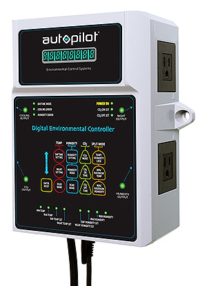 AUTOPILOT DIGITAL ENVIRONMENTAL CONTROLLER APCETHD