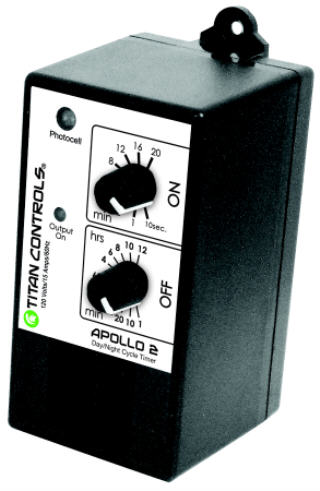 TITAN APOLLO 2 CYCLE TIMER WITH PHOTOCELL 702740