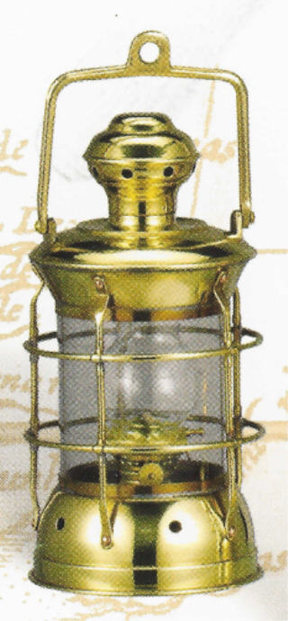 MARINE LANTERN 10.5 INCH OIL OR ELECTRIC BL-850