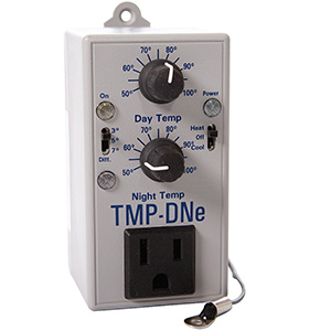 TMP-DNe DAY/NIGHT TEMPERATURE CONTROLLER #702055