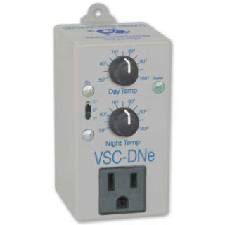 CAP VSC-DNe VARIABLE FAN SPEED CONTROLLER DAY AND NIGHT CAP-VSC-DNe