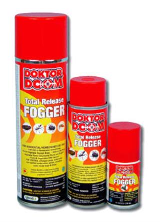 DOKTOR DOOM TOTAL RELEASE FOGGER  704400