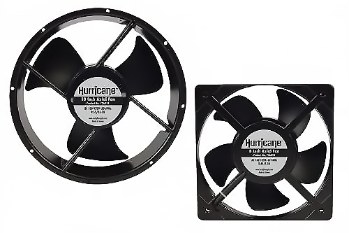 HURRICANE AXIAL FANS WITH POWER CORD 736875