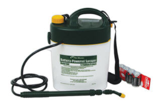 ROOT LOWELL 5 LITER FLO-MASTER BATTERY POWERED SPRAYER #708537