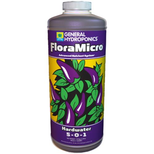 FLORA MICRO 5-0-1 HARDWATER 718150