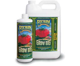 FOXFARM GROW BIG 718500
