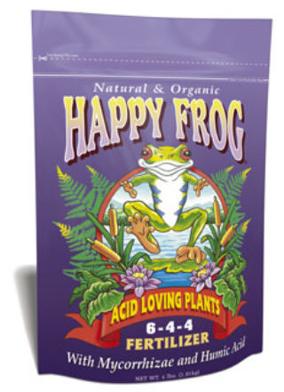 FOXFARM HAPPY FROG ACID LOVING 720167