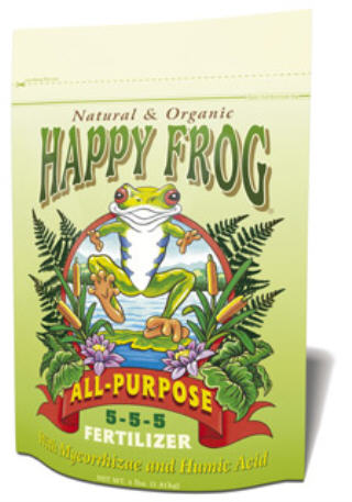 FOXFARM HAPPY FROG ALL PURPOSE 720169