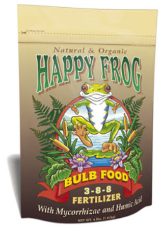 FOXFARM HAPPY FROG BULB FOOD 720173