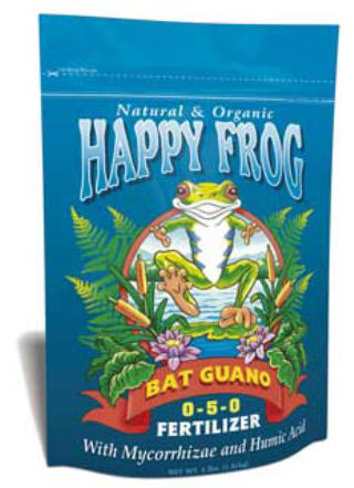 FOXFARM HAPPY FROG HIGH PHOSPHORUS BAT GUANO 720179