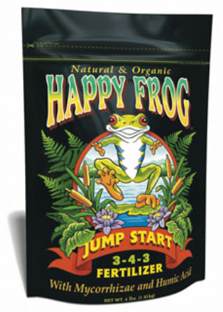 FOXFARM HAPPY FROG JUMP START 720175