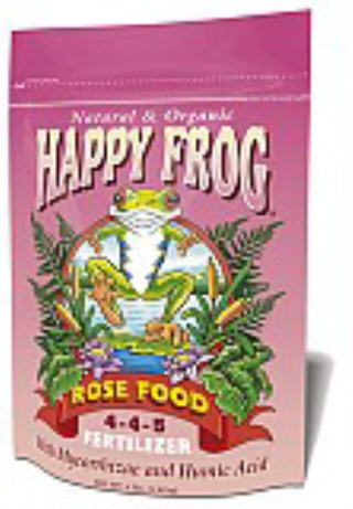 FOXFARM HAPPY FROG ROSE FOOD 720181