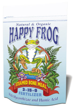 FOXFARM HAPPY FROG STEAMED BONE MEAL 720171