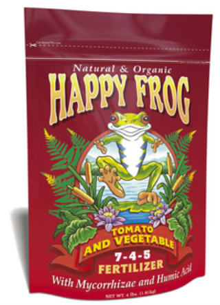 FOXFARM HAPPY FROG TOMATO N VEGETABLE 720165