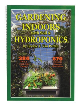 GARDENING INDOORS W/ SOIL & HYDROPONICS 800978