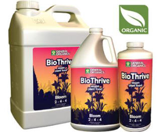 GENERAL ORGANICS BIOTHRIVE BLOOM 726810