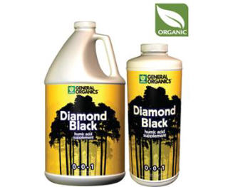 GENERAL ORGANICS DIAMOND BLACK 726840
