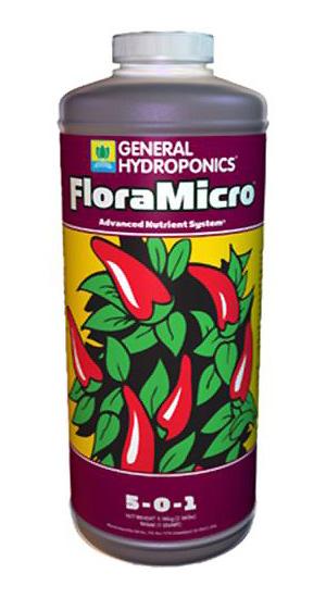 GH FLORA MICRO 5-0-1 718120