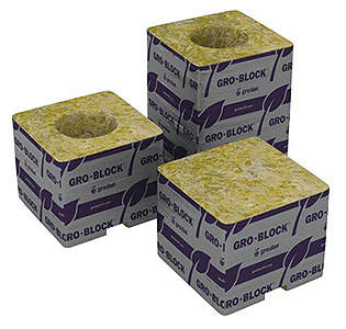 GRODAN ROCKWOOL DELTA AND HUGO BLOCKS 713050