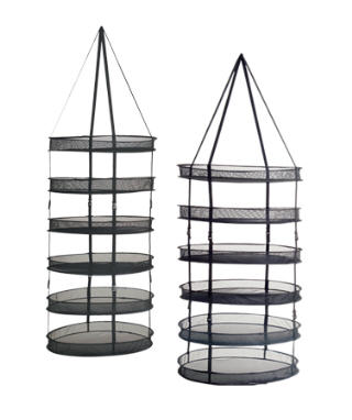 HANG TIME HERB AND FLOWERING DRYING RACK 728765