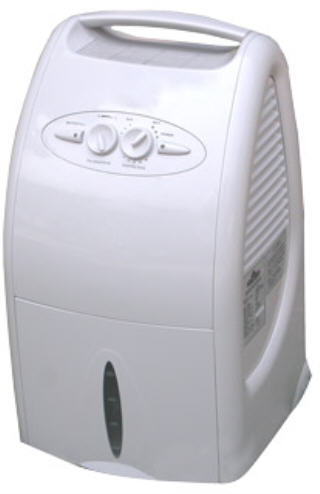 HYDROFARM ACTIVE AIR DEHUMIDIFIER -ANALOG 20L PER DAY #ACDH20A