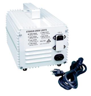 HYDROFARM XTRASUN 1000W 120/240v HPS BALLAST  BAS100A