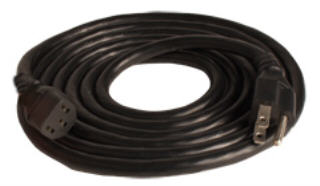 HYDROFARM 8FT BALLAST POWER CORD 16/3 120VOLT #BACD5