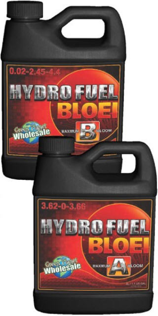HYDRO FUEL GREEN PLANET BLOOM PART B 3.5-0-3.5 HFBB1L