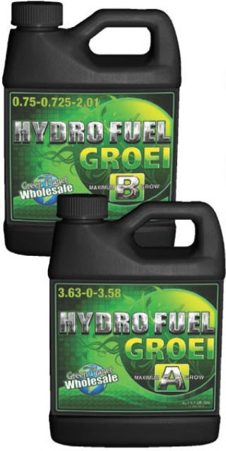 HYDRO FUEL GREEN PLANET GROW PART A 3.5-0-3.5 HFGA1L
