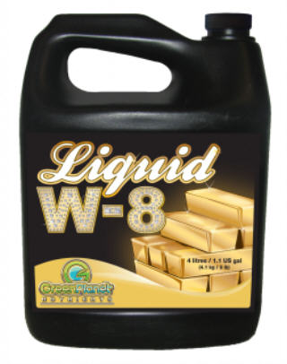 HYDRO FUEL GREEN PLANET LIQUID W-8 HFW81L