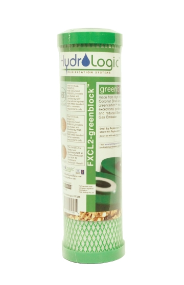 HYDRO LOGIC STEALTH AND SMALL BOY GREEN COCONUT CARBON FILTER 728805