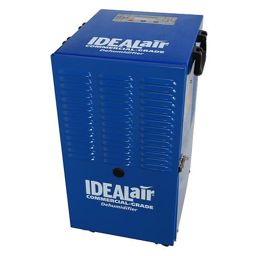 IDEAL-AIR 60 PINT UNIT DEHUMIDIFIER 700834