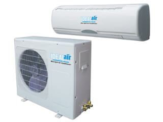 IDEAL-AIR MINI SPLIT 12,000 BTU 15 SEER INVERTER HEAT PUMP HEATING & COOLING 700500