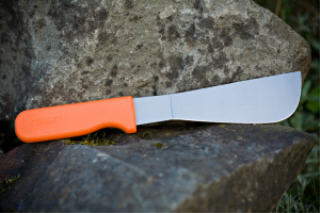 7.25 INCH STAINLESS STEEL BROCCOLI KNIFE #K114