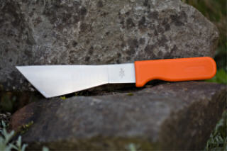 7.25 INCH STAINLESS STEEL LETTUCE KNIFE K115