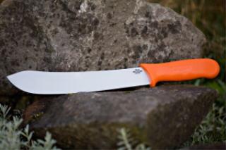 STAINLESS STEEL BUTCHER FIELD KNIFE K119