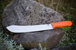 """ZENPORT K120 12"""" STAINLESS STEEL BUTCHER FIELD KNIFE K120"""