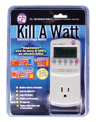 KILL A WATT METER 716450