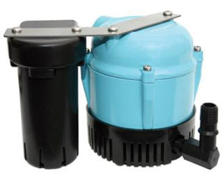 LITTLE GIANT 1-ABS SUBMERSIBLE PUMP 727010