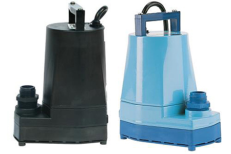 LITTLE GIANT® 5-MSP Or 5-MSPR SUBMERSIBLE PUMP 727035