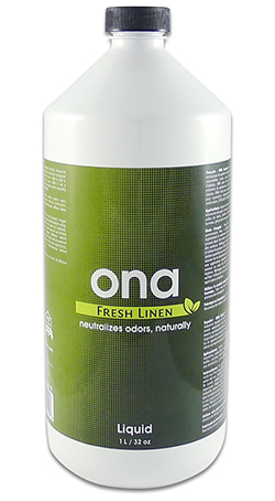 ONA FRESH LINEN LIQUID 700305