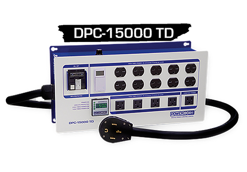Powerbox DPC-15000TD-60A-4HW (Hardwire) HID Light Controller 702970